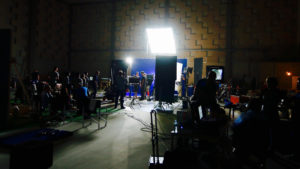 Nivea 8x4 - fixer, studio production, studio filming, management, production management, production design and set production, equipment, local bilingual team