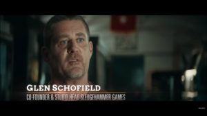 Call Of Duty WWII documentary - local production support Luxembourg, local crew and equipment, craft service, shooting permissions, interviews